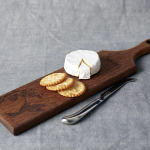 Baguette Board with Handle - 120 x 450 x 18 mm