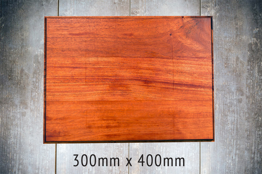 AFRICAN AFRICAN MAHOGANY - Large board