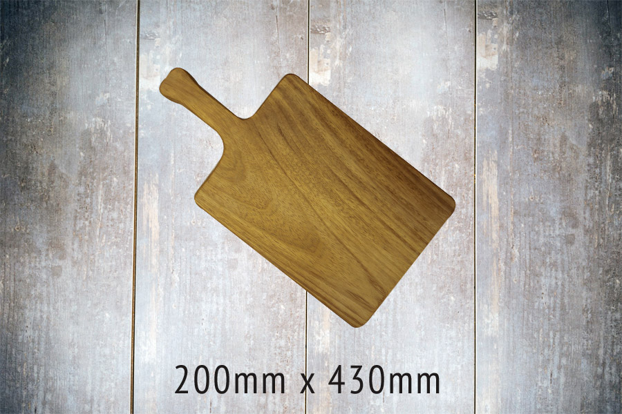 IROKO-Short Serving Paddle